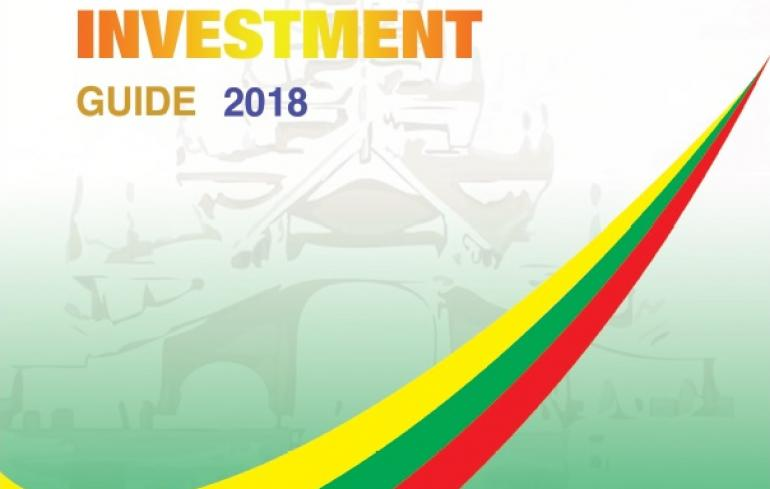 Myanmar Investment Guide 2018 | Directorate of Investment and